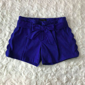 Banana Republic Bow Tie Side Scalloped Shorts 6
